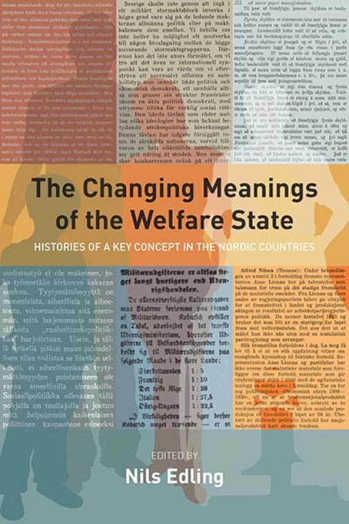 Bokomslag: The Changing Meanings of the Welfare State